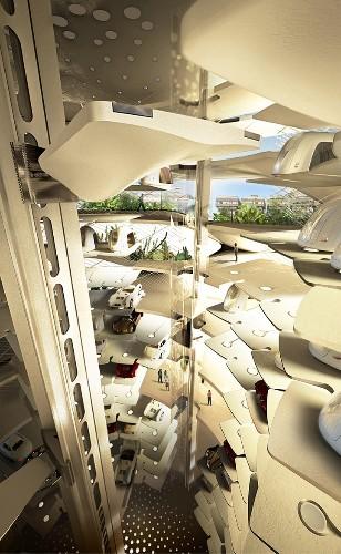Futuristic Skyscraper Will Be a Stylish New Addition to Tel Aviv Skyline