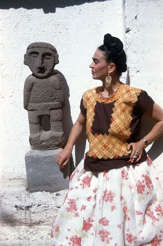 Rare, Poignant Photos of Frida Kahlo During the Last Years of Her Life