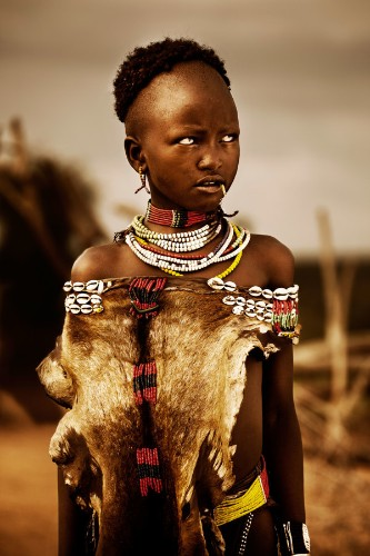 Rare Portraits of Ethiopian Tribes: MMM Exclusive Interview with Diego Arroyo