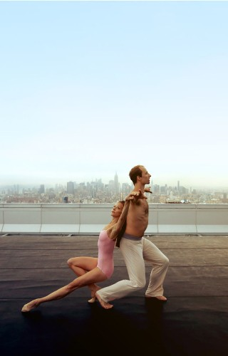 NYC Ballet Dancers Perform Atop World Trade Center Roof
