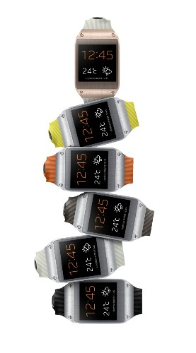 A Deeper Look Into Samsung's Galaxy Gear Smartwatch
