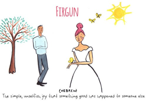 Artist Illustrates Untranslatable Love Words from Around the World