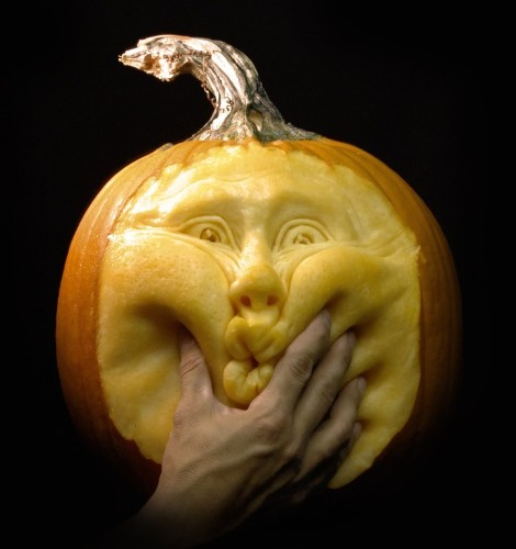 Most Expressive Pumpkin Faces Ever!
