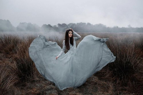 Conceptual Photography by Adam Bird Brings Creative Stories to Life