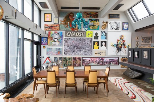 Interview: Tech Visionary Oliver Luckett Shares His Amazing Contemporary Art Collection