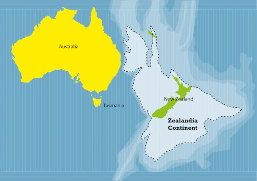 Zealandia Is the Continent You Never Knew Existed