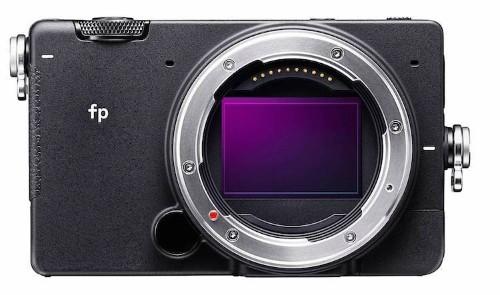 Sigma presenta 'fp', la cámara full frame sin espejo más pequeña del mundo