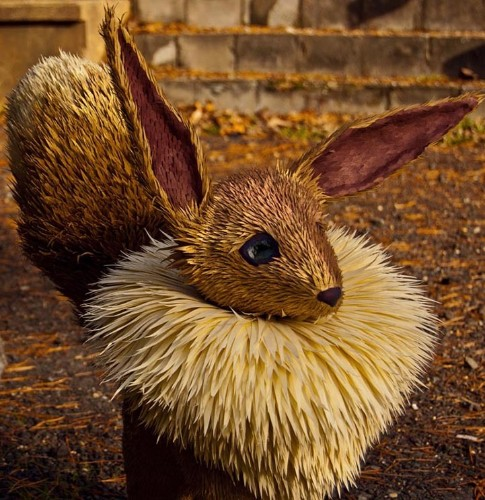 Incredibly Lifelike 3D Paper Animal Sculptures