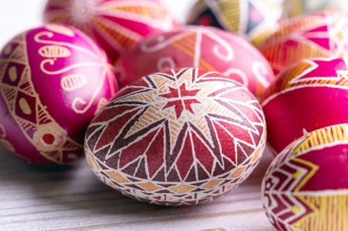 Pysanky: The Beautiful Tradition of Ukrainian Easter Eggs and How to Make Your Own