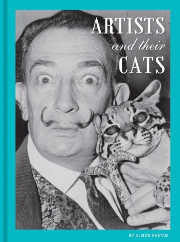 50 Intimate Portraits of Famous Artists and Their Pet Cats