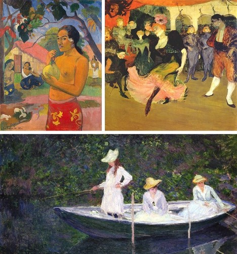 9 Famous French Painters You Should Know