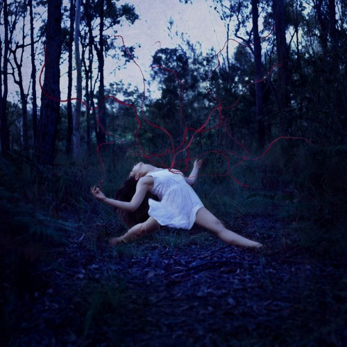 Powerfully Poetic Self-Portraits of a Former Dancer