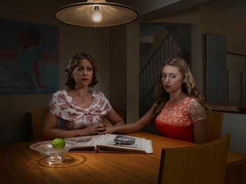 Portraits Reveal the Complex Relationship Between Mother & Daughter