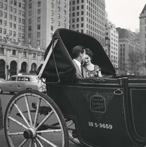Vivian Maier's Candid Photos of Couples Capture the Timelessness of Love