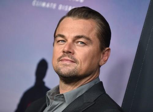 "Leonardo DiCaprio Calls Climate Change Activist Greta Thunberg ""A Leader of Our Time"""