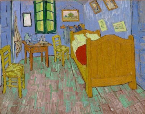 Famous Van Gogh Painting Is Turned into a Real Bedroom to Rent on Airbnb