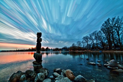 Exclusive Interview: Photographer Behind Those Gorgeous Smeared Skies