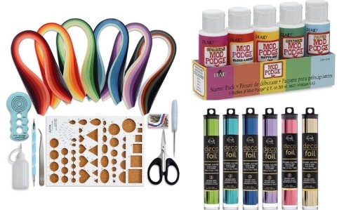 15 Cool Craft Supplies to Take Your Creativity to New Heights