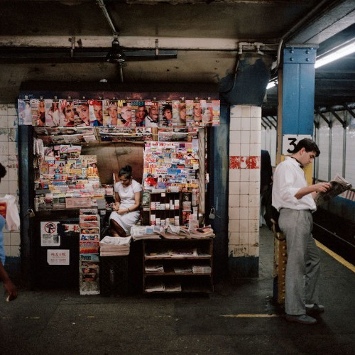 Interview: Fascinating Vintage Photos of New York City in the 1980s by Janet Delaney