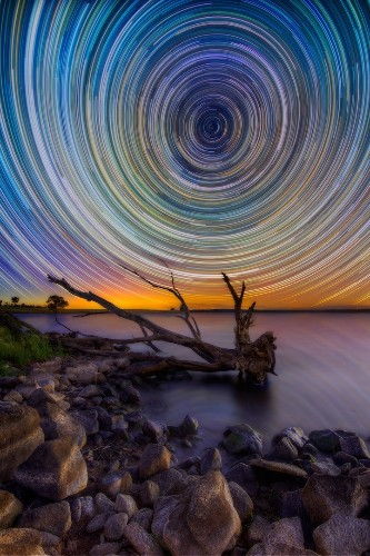 My Modern Shop Spotlight – Lincoln Harrison's Spectacular Startrails