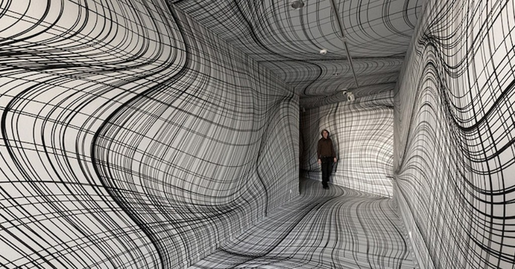 15+ Artists Whose Mind-Bending Optical Illusions Will Make You Look Twice