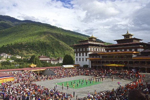 Entrevista: Un vistazo a los festivales sagrados de Bután