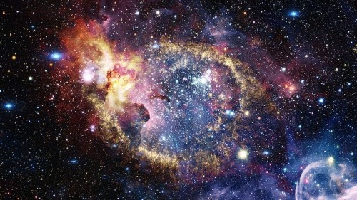Researchers Discover Mysterious Radio Signals from a Distant Galaxy