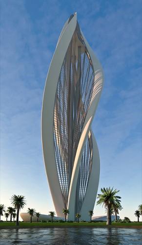 Modern Architecture – Blossoming Dubai (5 pics)
