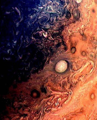 More Stunning Photos of Jupiter Released by NASA