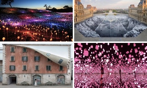 Best of 2019: Top 10 Amazing Art Installations That Defined the Year