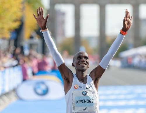 How Eliud Kipchoge Ran a Flawless Sub 2-Hour Marathon