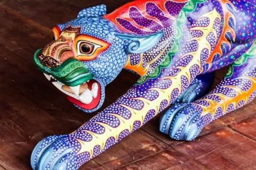 Alebrijes: la fascinante historia detrás de estas coloridas artesanías mexicanas