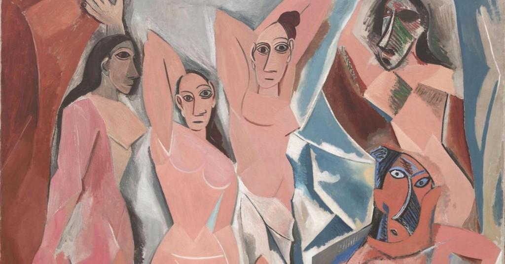 9 Facts About Picasso's Groundbreaking Painting 'Les Demoiselles d'Avignon'