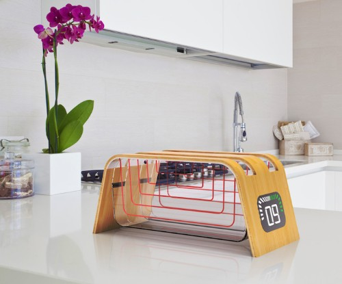 See-Through Toaster Can Help Save Your Bread Before It Burns