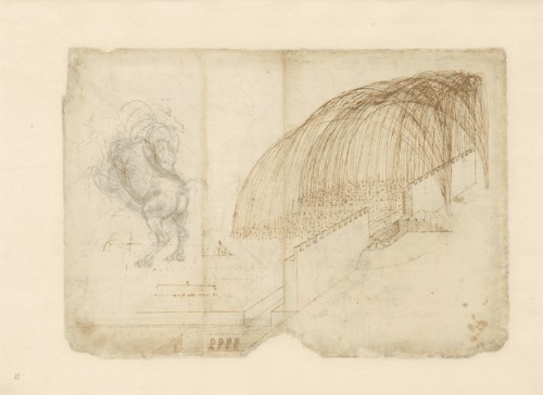 "All 1,119 Pages of Leonardo Da Vinci's ""Codex Atlanticus"" Now Available Online"