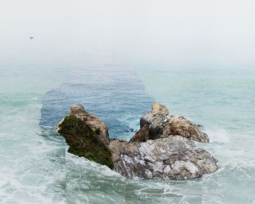 Distorted Landscape Photos Blur the Line Between Reality and Fantasy