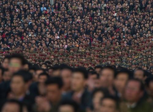 Fascinating Photos Show Current Life Inside North Korea