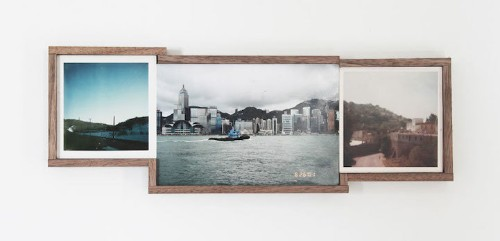 Artist Combines Paintings Found in Flea Markets to Form Extraordinary Fictional Landscapes