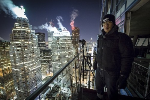 Stunning Skyscraper Images of a Frozen Toronto
