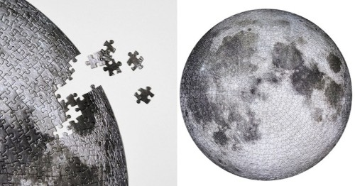 Moon Puzzle Lets You Piece Together a Real Photo Taken by NASA