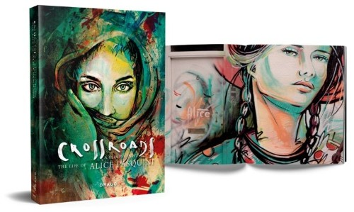 Giveaway: Win a Signed Copy of Street Artist Alice Pasquini's New Book