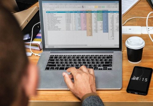 How to Create Your Own Masterpiece on a Microsoft Excel Spreadsheet
