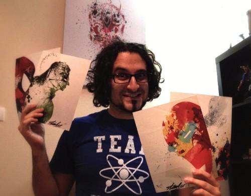 Stan Lee Loves Superhero Art Discovered on My Modern Met