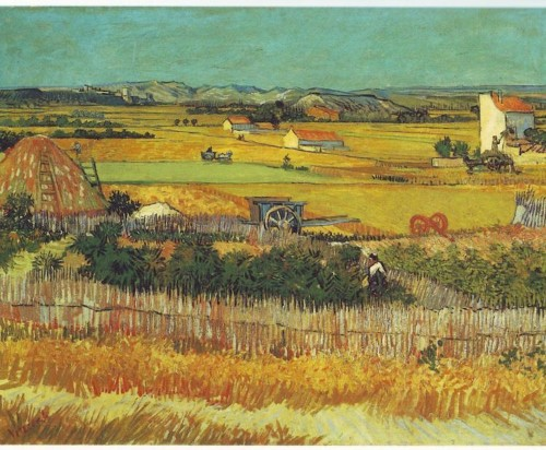 5 Real-Life Locations That Inspired Vincent van Gogh's Paintings