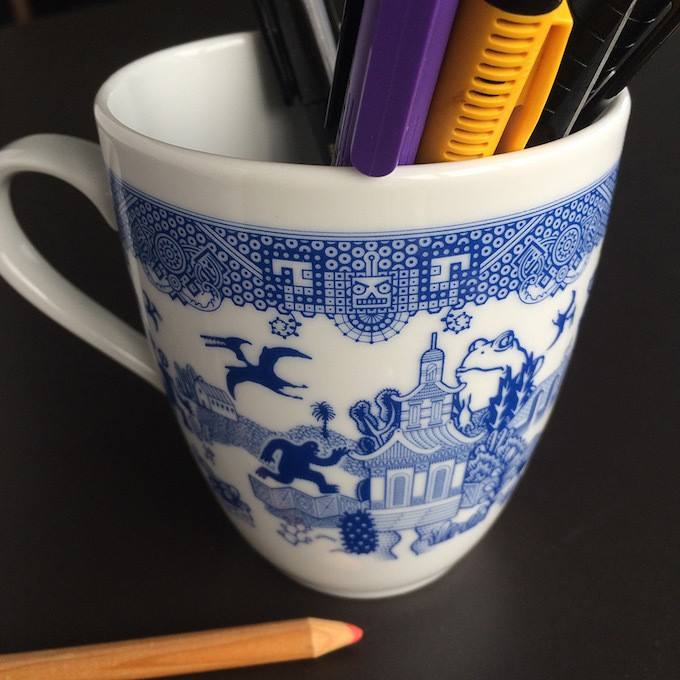 Calamity Mugs Remind Us That Things Could Always Be Worse