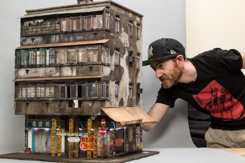 10+ Talented Artists Creating Magnificent Miniature Worlds