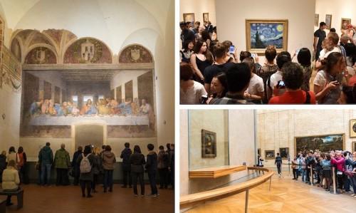 Estos sitios albergan 15+ de las obras de arte más famosas del mundo