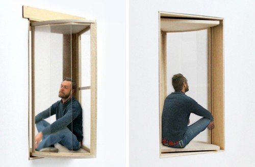 "Innovative ""More Sky"" Windows Transform into Outdoor Seating for Small Apartments"