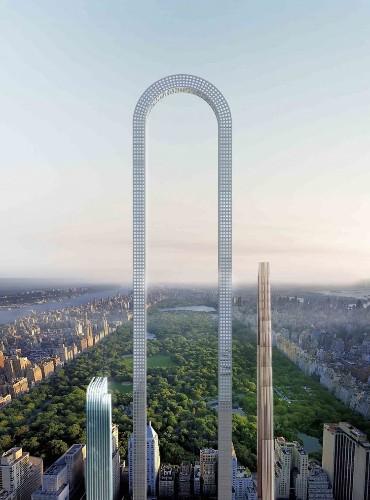 Architects Design the World's Longest Skyscraper in New York