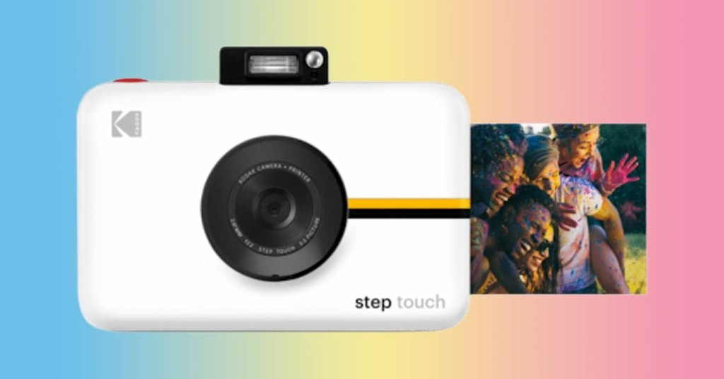 Kodak's New Compact Camera Prints Out Your Photos Instantly